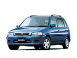 Pictures of Mazda Demio 1996–2003