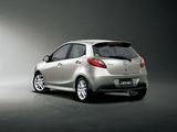 Pictures of Mazda Demio Sport (DE5FS) 2011