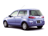 Mazda Demio Casual Cozy Package (DY3W/DY5W) 2005–07 wallpapers