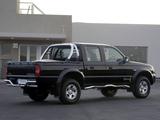 Photos of Mazda Drifter Double Cab 2003–06