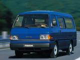 Mazda E2000 1983–89 pictures