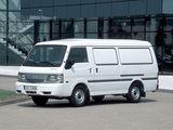 Photos of Mazda E2200 Van 1989–2001