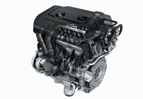 engines mazda 2.0 mzr disi images