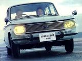 Images of Mazda Familia 800 4-door Sedan 1964–67