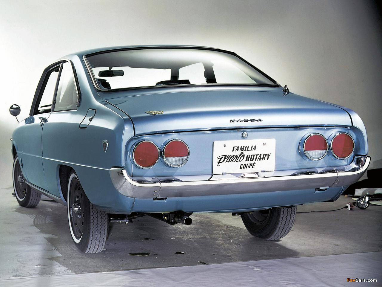 Images of Mazda Familia Presto Rotary Coupe 1970–73 (1280 x 960)