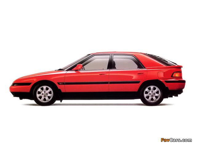 Images of Mazda Familia Astina (BG) 1989–94 (640 x 480)