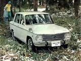 Mazda Familia 800 4-door Sedan 1964–67 pictures