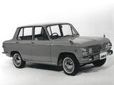 Mazda Familia 800 4-door Sedan 1964–67 wallpapers