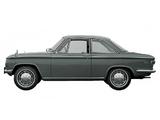 Mazda Familia 1000 Coupe 1965–67 images
