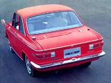 Mazda Familia 1000 Coupe 1965–67 pictures