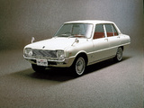 Mazda Familia 1000 4-door Sedan 1967–70 pictures