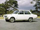 Mazda Familia 1000 4-door Sedan 1967–70 wallpapers