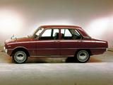 Mazda Familia 1200 4-door Sedan 1968–70 photos