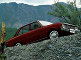 Mazda Familia 1200 4-door Sedan 1968–70 pictures