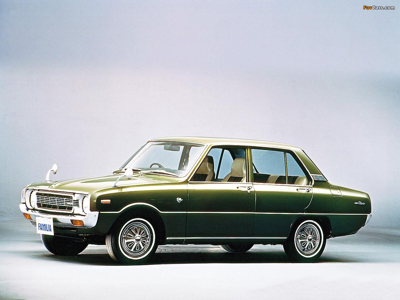 Mazda Familia Presto 1300 1971–76 images (1280 x 960)