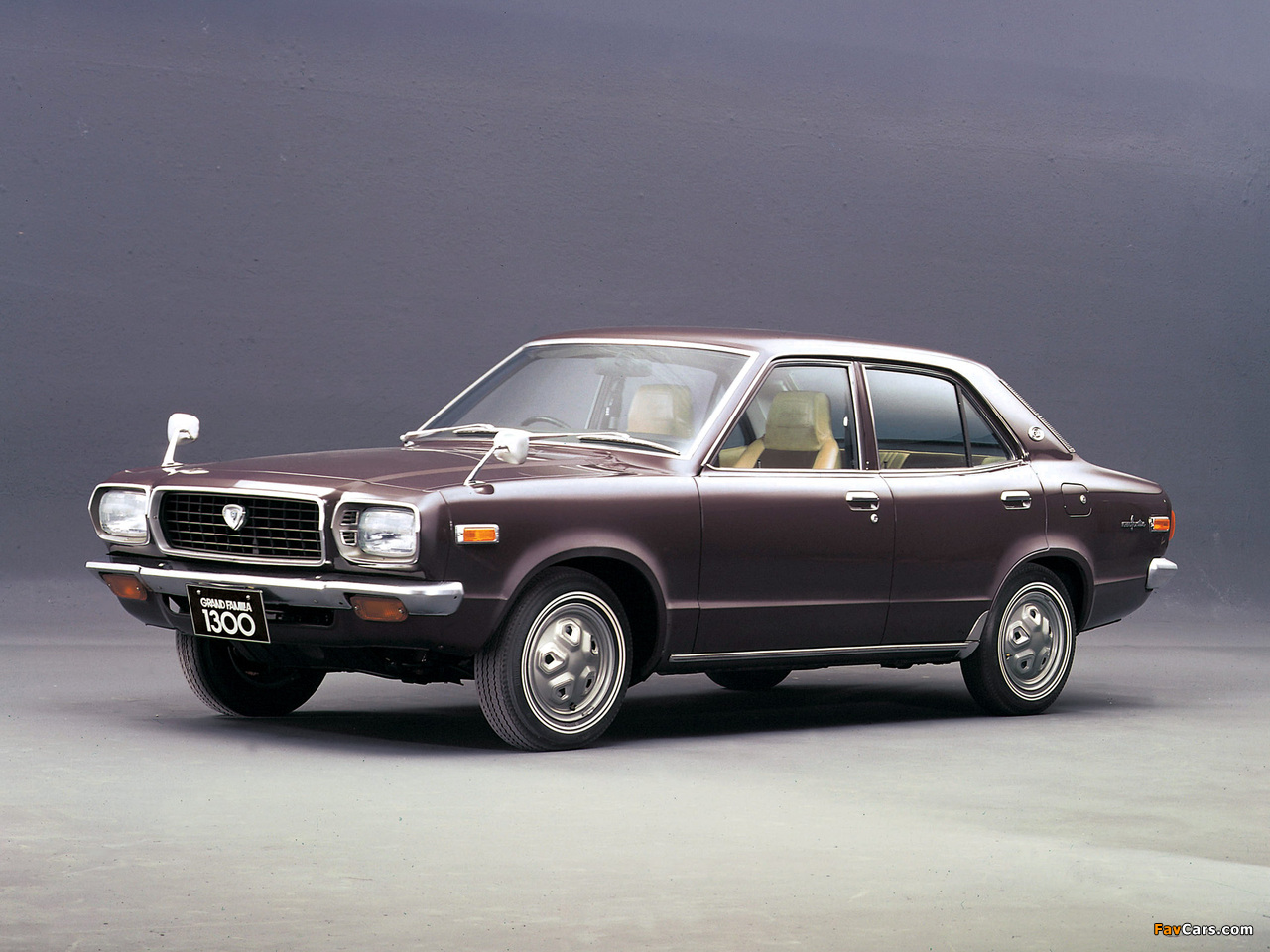 Mazda Grand Familia 1300 1971 images (1280 x 960)