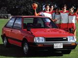 Mazda Familia Hatchback 1980–85 wallpapers