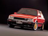 Mazda Familia Turbo Sport 1984 photos