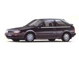Mazda Familia 4WD Turbo 1985 wallpapers