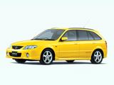 Mazda Familia Sport 20 S-Wagon 2000–03 pictures