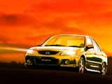 Mazda Familia Sport 20 Sedan 2001–03 pictures
