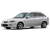 Mazda Familia S-Wagon Sport 20 Special 2002–03 photos