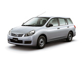 Mazda Familia Van GX 2007 wallpapers