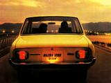 Photos of Mazda Familia 1200 4-door Sedan 1968–70
