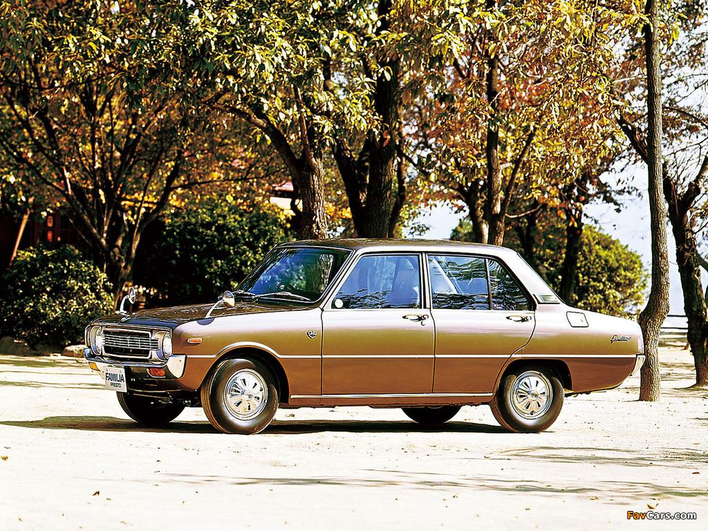 Photos of Mazda Familia Presto 1300 1971–76 (1024 x 768)