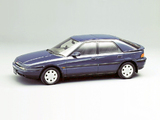 Photos of Mazda Familia Astina (BG) 1989–94