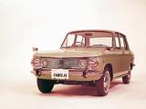 Pictures of Mazda Familia 800 4-door Sedan 1964–67