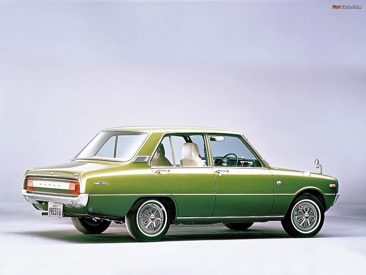 Pictures of Mazda Familia Presto 1300 1971–76 (1280 x 960)