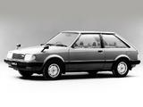 Pictures of Mazda Familia Hatchback 1980–85