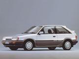 Pictures of Mazda Familia 4WD Turbo 1985