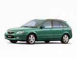 Pictures of Mazda Familia RS S-Wagon S-Package 2000–03