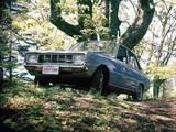 Mazda Familia Presto 1300 4-door Sedan 1970–73 wallpapers