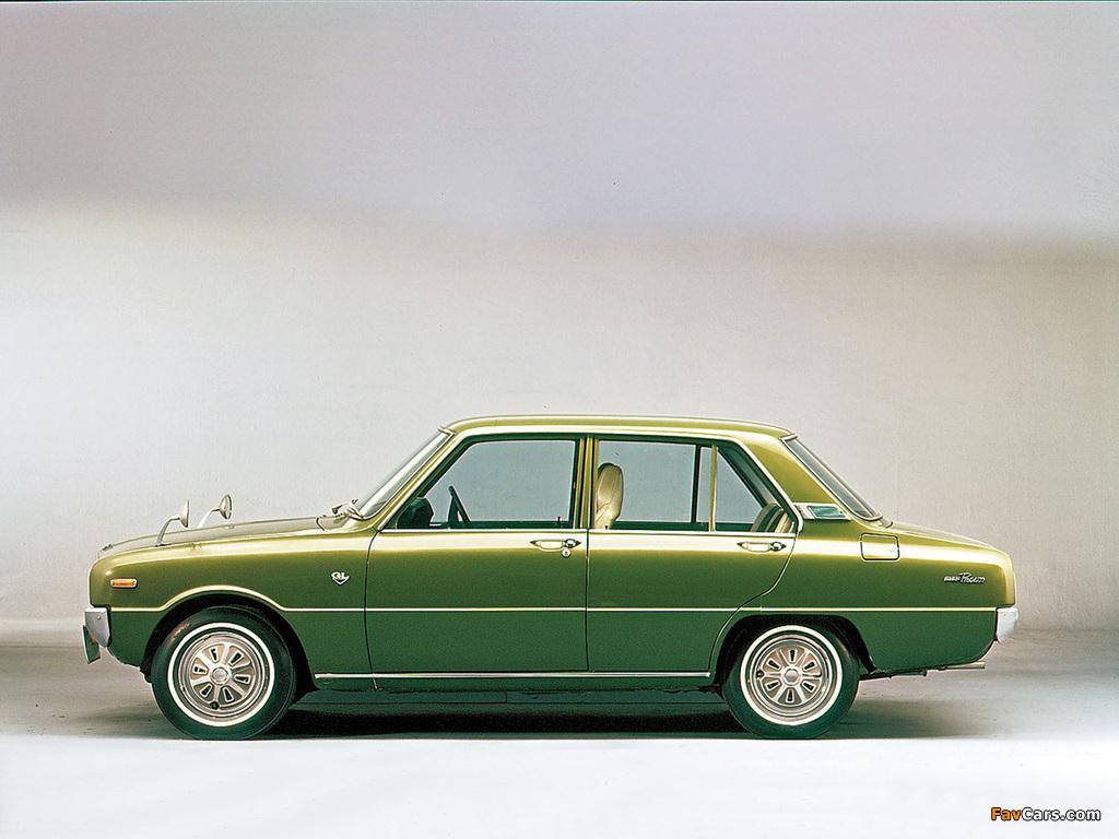 Mazda Familia Presto 1300 1971–76 wallpapers (1024 x 768)