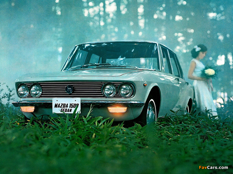 Images of Mazda Luce 1966–72 (800 x 600)