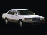 Photos of Mazda Luce 4-door Hardtop 1986–91