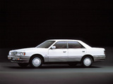 Mazda Luce 4-door Hardtop 1986–91 wallpapers