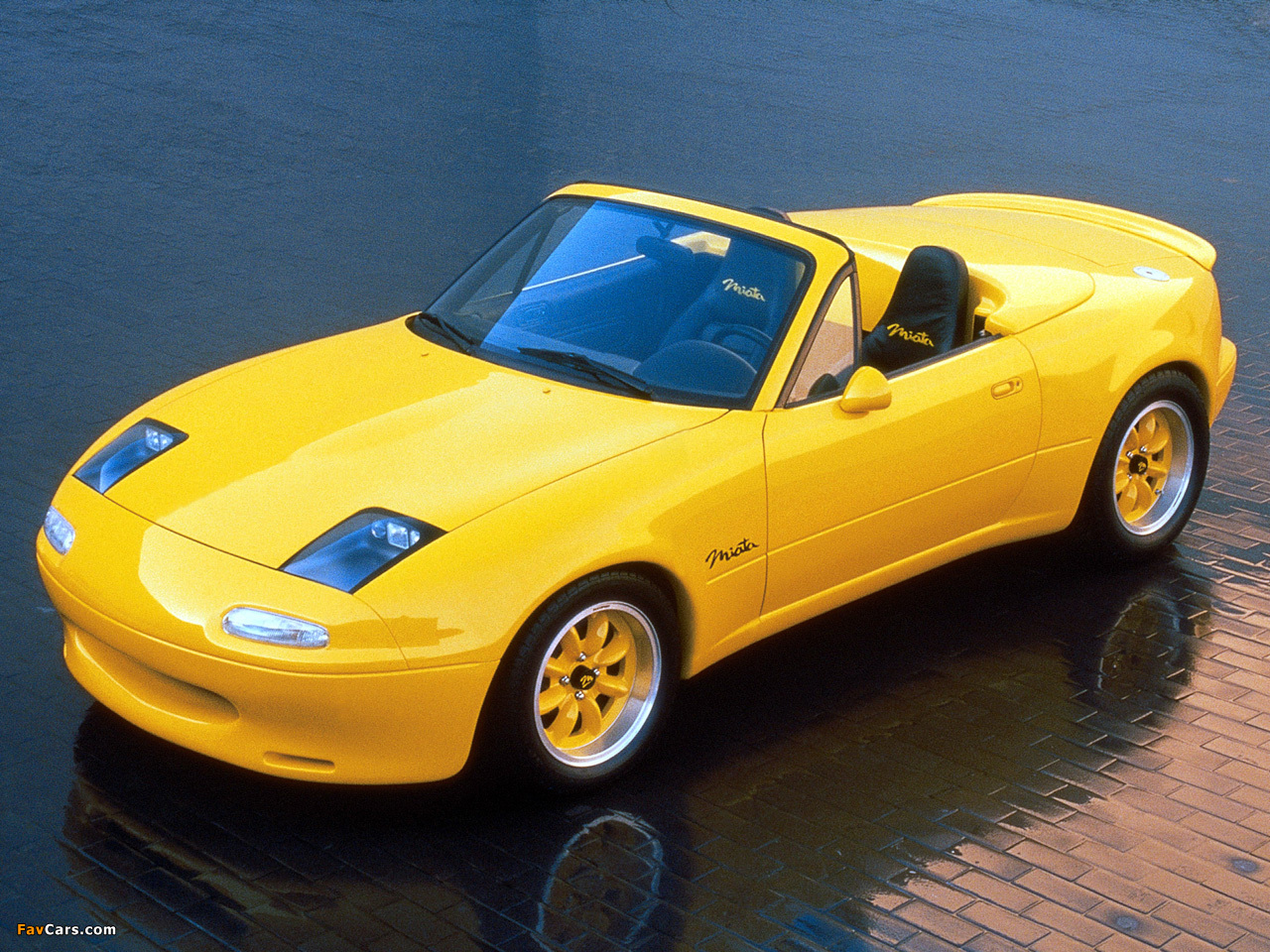 Mazda Club Sport Concept 1989 Wallpapers 1280x960