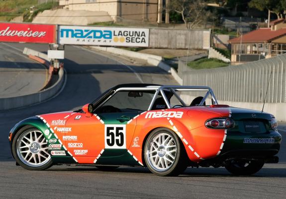 Mazda Mx 5 Spec Miata Nc 2006 Wallpapers