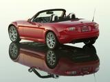 Mazda MX-5 Miata (NC2) 2009–12 photos