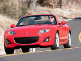 Mazda MX-5 Miata (NC2) 2009–12 pictures