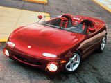 Mazda Miata Speedster Concept 1991 wallpapers