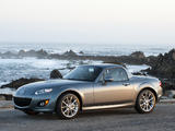 Mazda MX-5 Miata PRHT (NC2) 2009–12 wallpapers