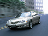 Photos of Mazda Millenia 25M Sport Package 2000–02
