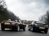 Mazda MX-5 ZSport & RX-8 Kuro wallpapers
