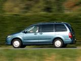Images of Mazda MPV 2002–06