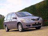 Photos of Mazda MPV AU-spec 2002–06